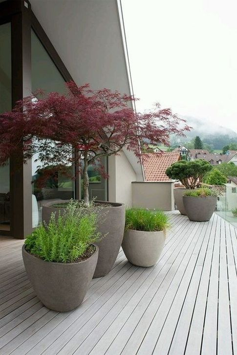 Adorable Rooftop Gardens Design Ideas That Looks Awesome33