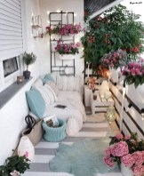 Affordable Small Balcony Design Ideas On A Budget08