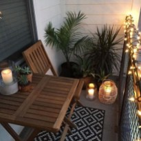 Affordable Small Balcony Design Ideas On A Budget17