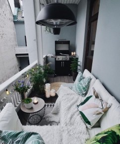 Affordable Small Balcony Design Ideas On A Budget33