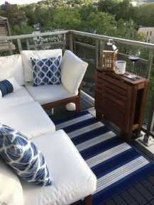 Affordable Small Balcony Design Ideas On A Budget35
