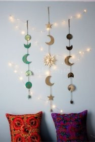Awesome Diy Hanging Decoration Ideas For Bedroom That You Must Try11