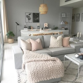 Best Pastel Living Rooms Design Ideas With Small Space To Have13
