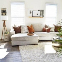 Charming Living Room Decoration Ideas With Minimalist Sofa To Try Asap10