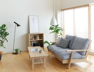 Charming Living Room Decoration Ideas With Minimalist Sofa To Try Asap20
