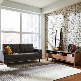 Charming Living Room Decoration Ideas With Minimalist Sofa To Try Asap31