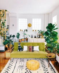 Charming Living Room Decoration Ideas With Minimalist Sofa To Try Asap35