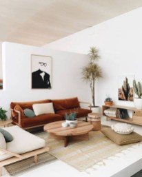 Charming Living Room Decoration Ideas With Minimalist Sofa To Try Asap36