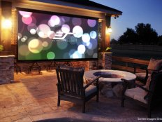 Chic Outdoor Home Theaters Design Ideas To Have Asap24
