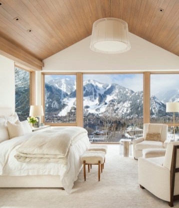 Fantastic Bedrooms Design Ideas With A View Of Nature07