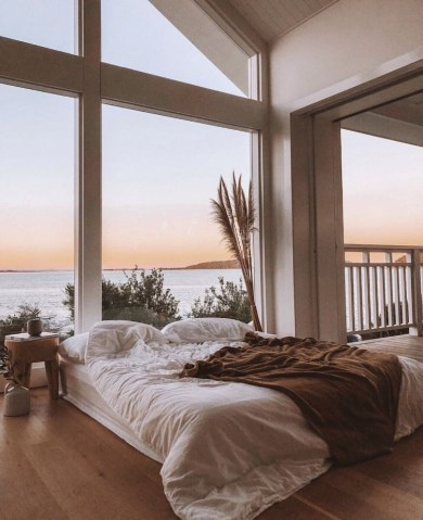 Fantastic Bedrooms Design Ideas With A View Of Nature17