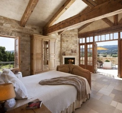 Fantastic Bedrooms Design Ideas With A View Of Nature18