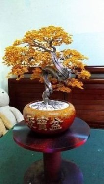 Fascinating Bonsai Tree Design Ideas For Your Room08