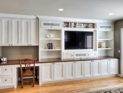 Incredible Diy Entertainment Center Design Ideas That Look More Comfort03