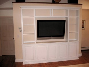 Incredible Diy Entertainment Center Design Ideas That Look More Comfort16