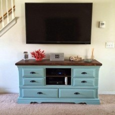 Incredible Diy Entertainment Center Design Ideas That Look More Comfort21