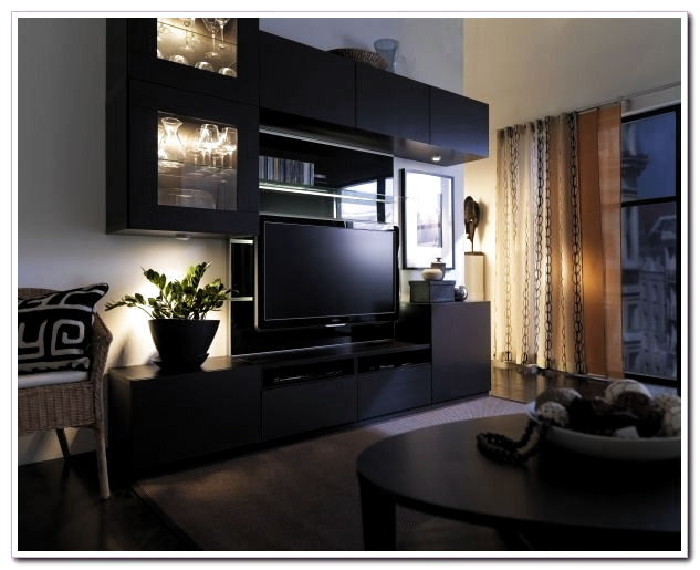 Incredible Diy Entertainment Center Design Ideas That Look More Comfort22