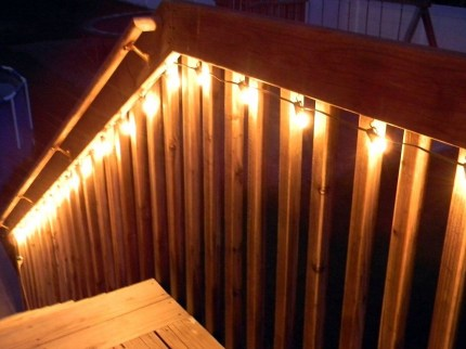 Lovely Deck Lighting Design Ideas For Cozy And Romantic Nuances At Night06