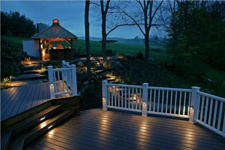 Lovely Deck Lighting Design Ideas For Cozy And Romantic Nuances At Night15