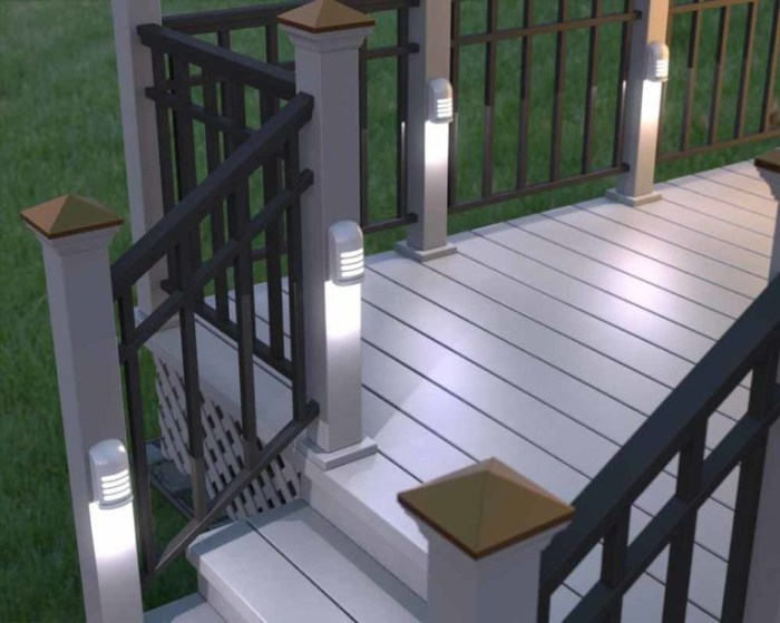 Lovely Deck Lighting Design Ideas For Cozy And Romantic Nuances At Night35