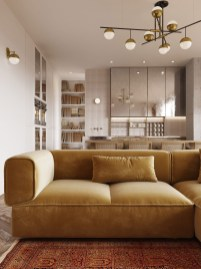 Magnificient Lighting Design Ideas For Stunning Living Room Décor10
