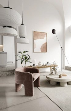 Magnificient Lighting Design Ideas For Stunning Living Room Décor35