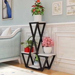 Newest Flower Shelf Design Ideas That Will Amaze You04