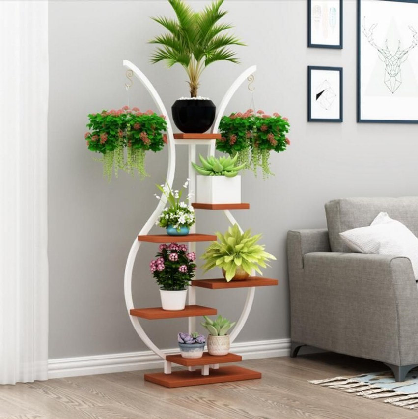 Newest Flower Shelf Design Ideas That Will Amaze You24