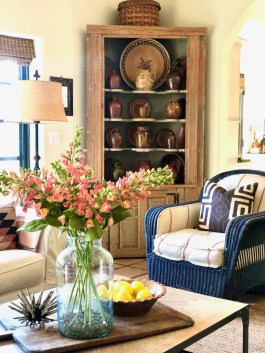 Rustic Spring Living Room Designs Ideas To Try Asap07