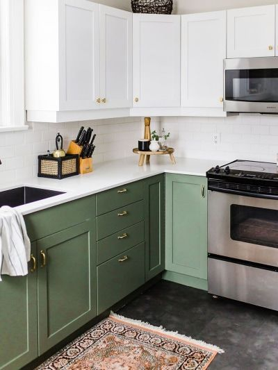 Top Small Kitchen Cabinet Design Ideas To Inspire You Today38