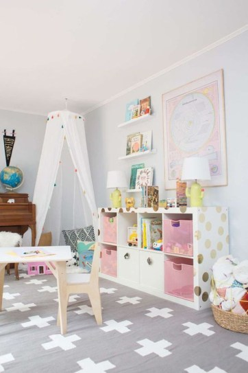 Trendy Kids Playroom Design Ideas To Try This Year03