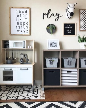 Trendy Kids Playroom Design Ideas To Try This Year08