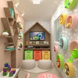 Trendy Kids Playroom Design Ideas To Try This Year14