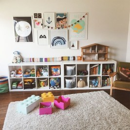 Trendy Kids Playroom Design Ideas To Try This Year20