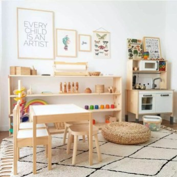 Trendy Kids Playroom Design Ideas To Try This Year28