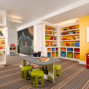 Trendy Kids Playroom Design Ideas To Try This Year30