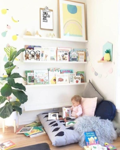 Trendy Kids Playroom Design Ideas To Try This Year36