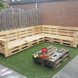 Unordinary Wooden Pallet Furniture Ideas That Is Easy For You To Make10