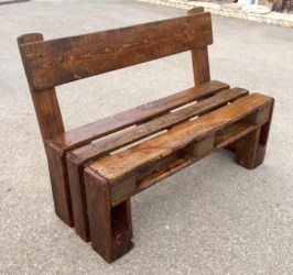 Unordinary Wooden Pallet Furniture Ideas That Is Easy For You To Make18