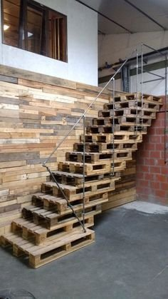 Unordinary Wooden Pallet Furniture Ideas That Is Easy For You To Make33
