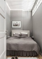 Unusual Small Bedroom Design Ideas For A Narrow Space08
