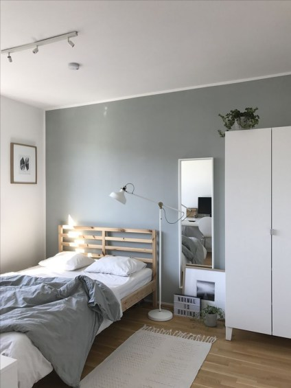 Unusual Small Bedroom Design Ideas For A Narrow Space21
