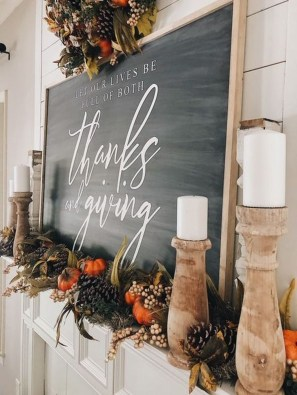 Affordable Fall Home Design Ideas On Budget 27
