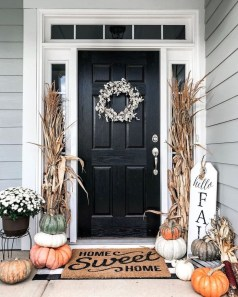 Affordable Fall Home Design Ideas On Budget 39