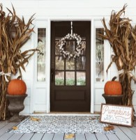 Affordable Fall Home Design Ideas On Budget 41