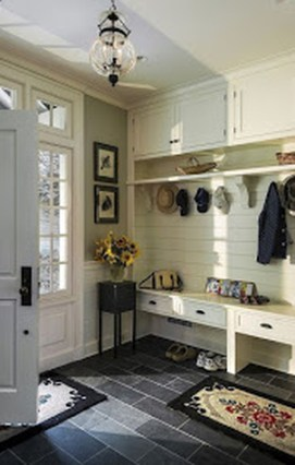 Awesome Farmhouse Mudroom Decorating Ideas To Try Asap 27