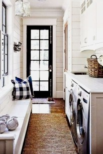 Awesome Farmhouse Mudroom Decorating Ideas To Try Asap 30