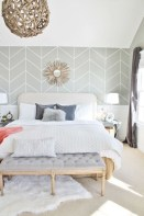 Best Bedroom Wallpaper Decor Ideas That Suitable For Your Family 12
