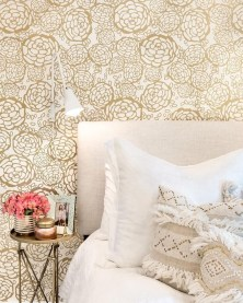 Best Bedroom Wallpaper Decor Ideas That Suitable For Your Family 22