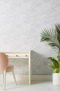 Best Bedroom Wallpaper Decor Ideas That Suitable For Your Family 43